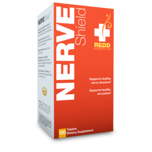 Redd Remedies - Nerve Shield™ 120 tab - Highland Health Foods