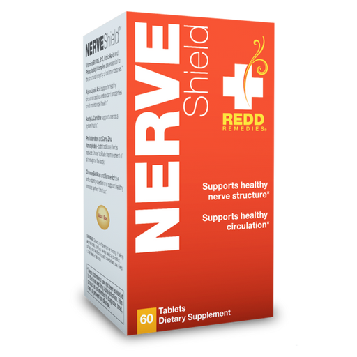 Redd Remedies - Nerve Shield™ 60 tab - Highland Health Foods