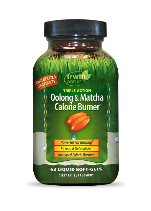 Oolong & Matcha Tea EGCG Calorie Burning Diet