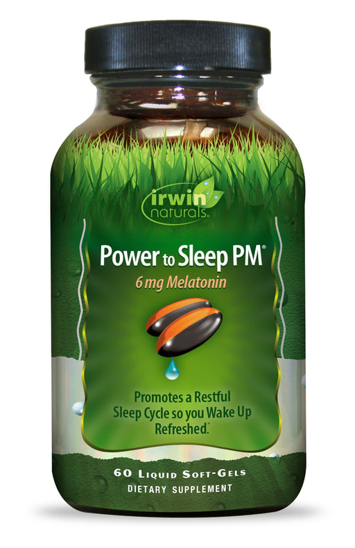 Power to Sleep PM 6mg Melatonin