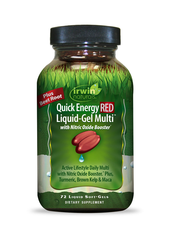 Quick Energy RED Liquid-Gel Multi