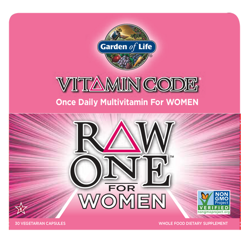 Garden Of Life-Vitamin Code® RAW ONE™ for Women 30 Vegetarian Capsules