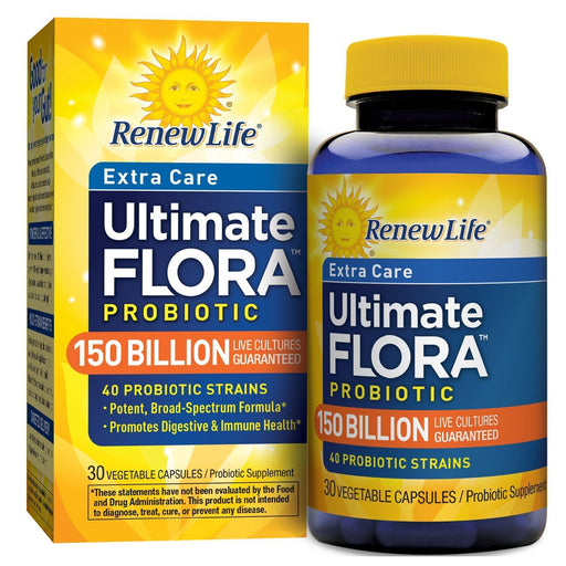 Ultimate Flora, 150 Billion, 30 Capsules
