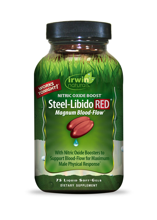 Steel-Libido RED - VALUE SIZE