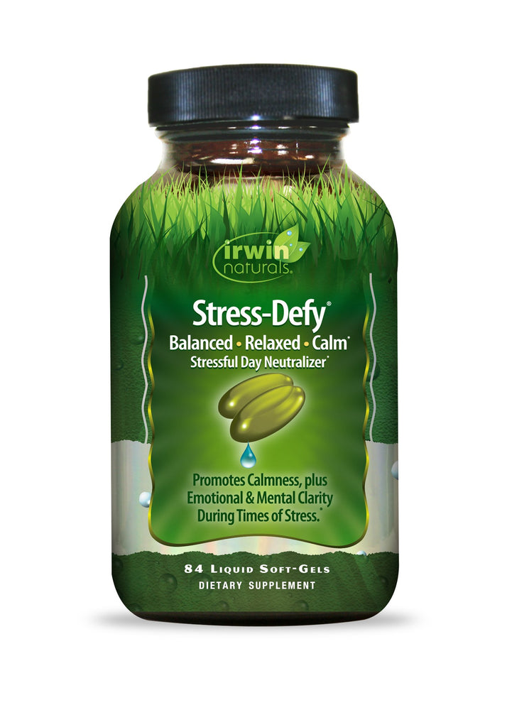 Irwin Naturals - Stress-Defy Balanced • Relaxed • Calm