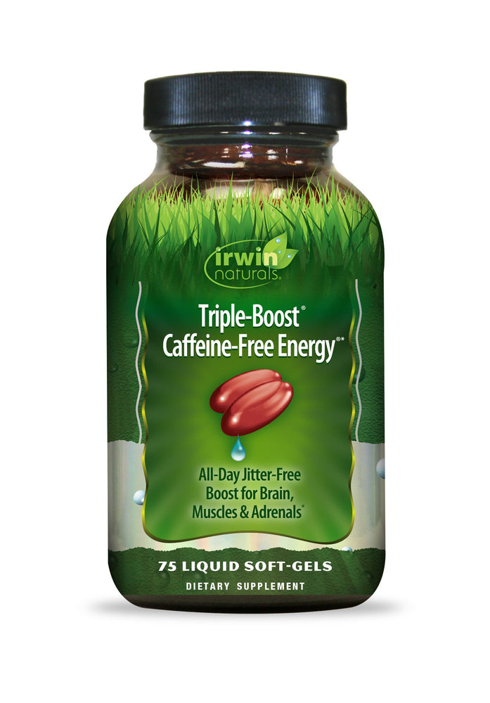 Triple-Boost Caffeine-Free Energy