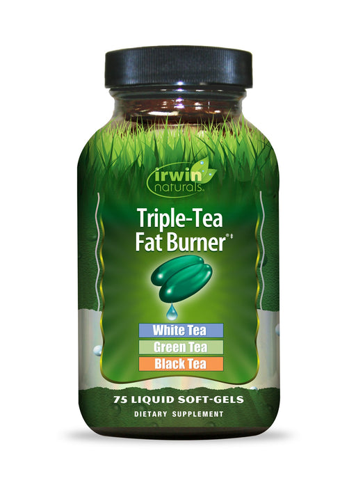 Triple-Tea Fat Burner