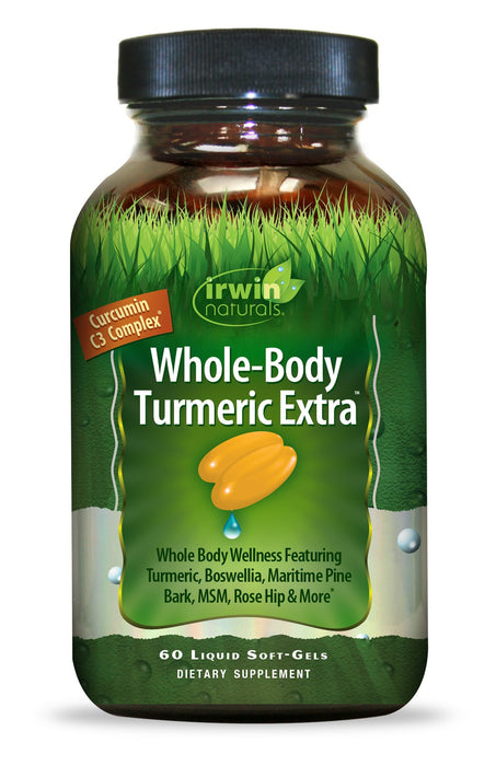 Whole Body Turmeric
