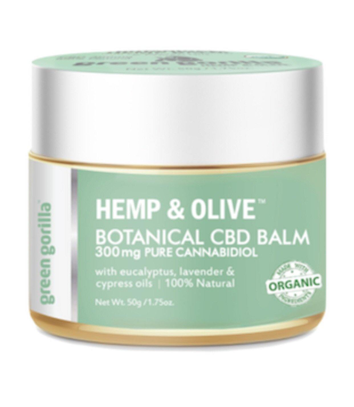 BOTANICAL CBD BALM 300 MG 1.75 OZ