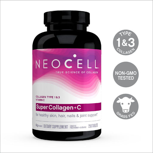 NeoCell - Super Collagen + C  250ct