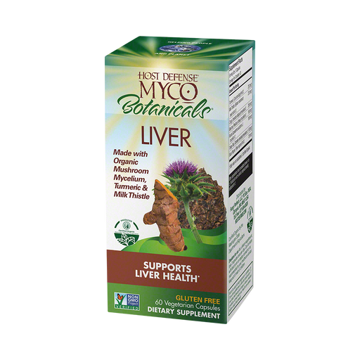 Host Defense-MycoBotanicals Liver Mushroom