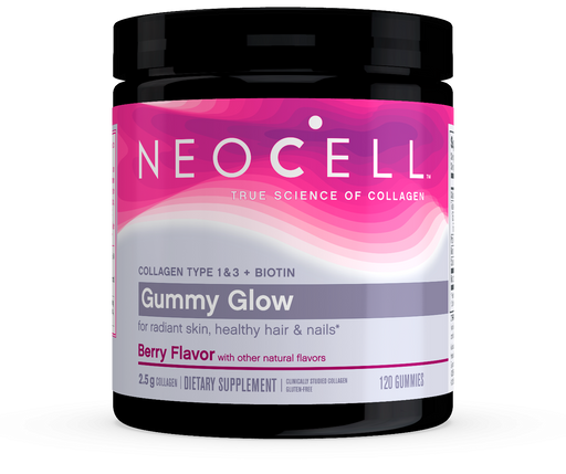 NeoCell - Gummy Glow 120ct