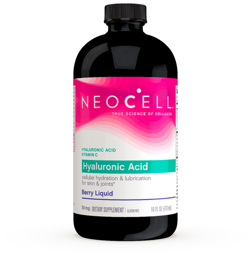 NeoCell - Hyaluronic Acid Berry Liquid 16 fl. oz.