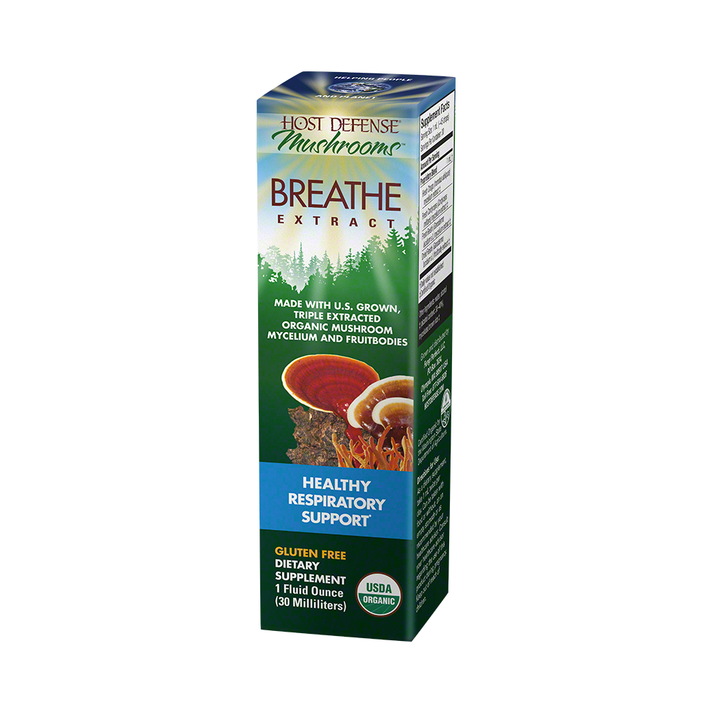 Host Defense - Breathe Extract, 1oz