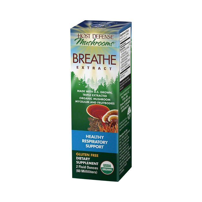 Host Defense-BREATHE Extract, 2oz