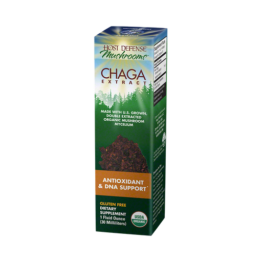 Host Defense-Chaga Extract