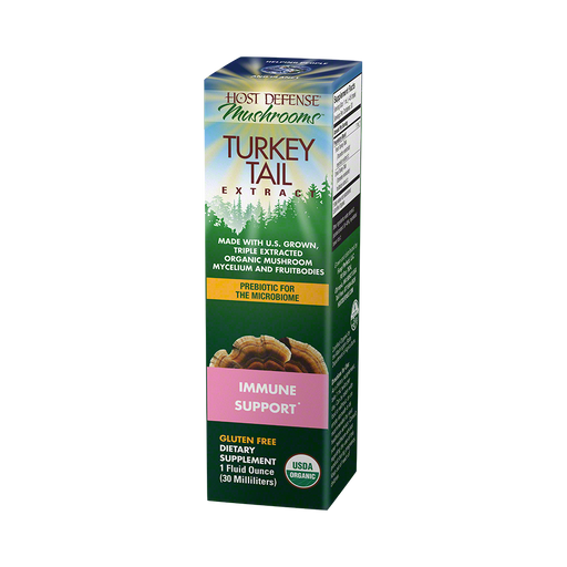 Host Defense-Turkey Tail Extract,