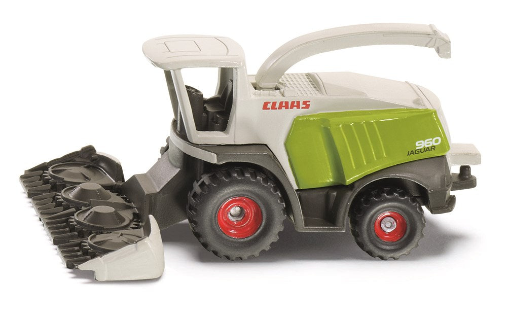 SIKU 1418 CLAAS 960 Jaguar Forage Harvester (5535602966680)