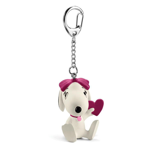Belle with Heart Keychain (5864675279000)