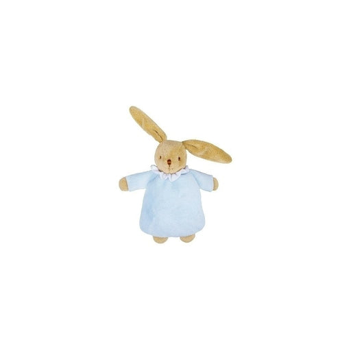 Trousselier TRSV634102 Soft Bunny Fluffy w/Rattle Blue 20Cm (5696707559576)