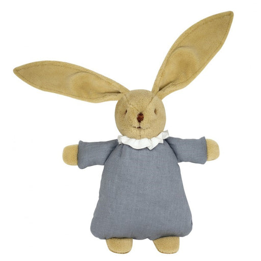 Trousselier TRSV634163 Soft Bunny Fluffy 20Cm - Grey Blue Linen (5696707920024)