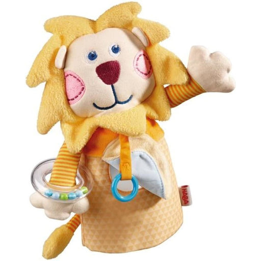 Haba 301126 Baby Toy Hand Puppet Lion (332681117725)