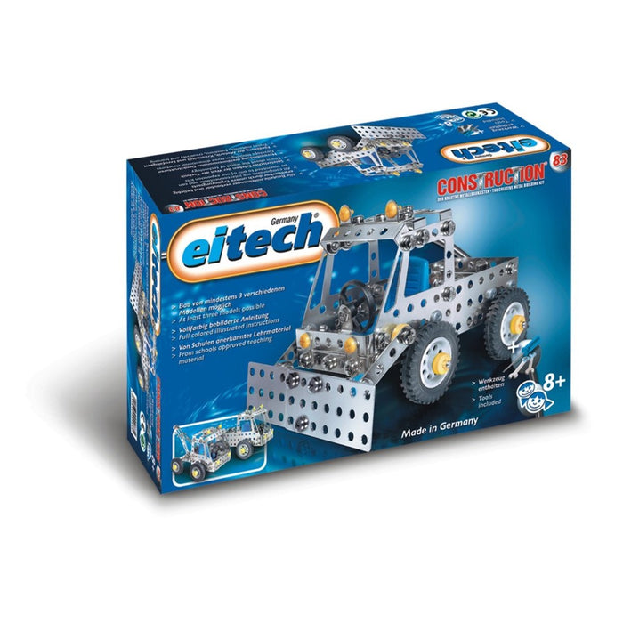 Basic Trucks Construction Set