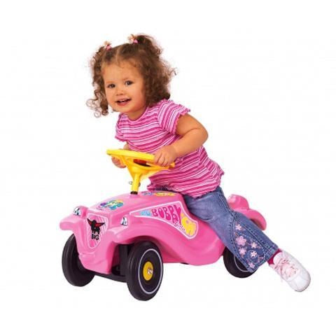 Big Bobby Classic Car Girlie Pink