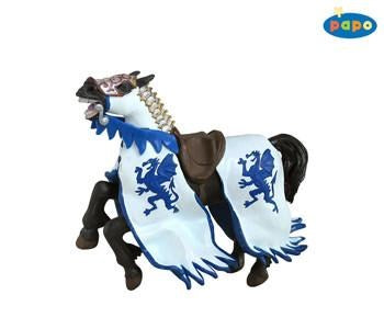 Blue Dragon King Horse (7036859013)