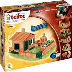 Build and Play with Real Bricks Set of 5