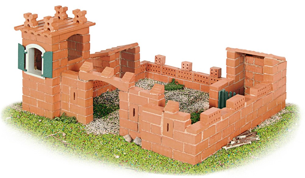 Build and Play with Real Bricks Set of 5 (7036941765)