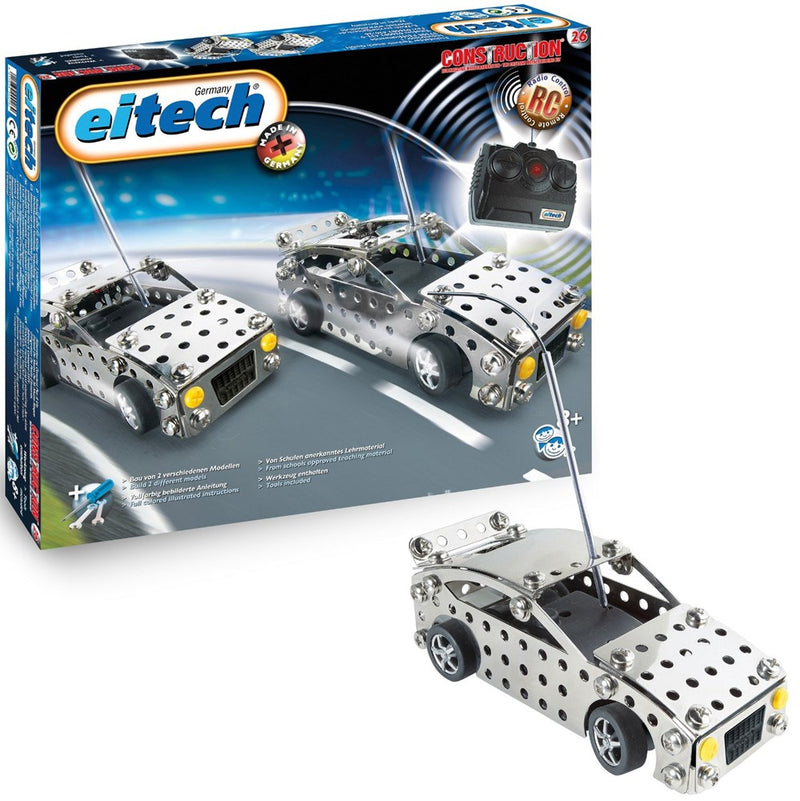 Classic RC Coupé Construction Set