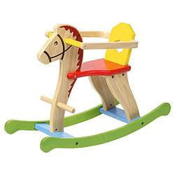 Colourful Rocking Horse (7036982213)