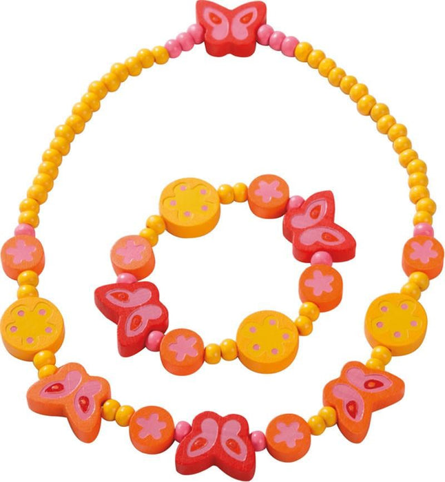 Haba 7435 Craft Kit Jewellery Butterflies