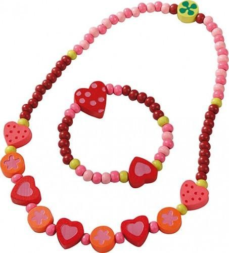 Haba 7436 Craft Kit Jewellery Hearts (7037055621)