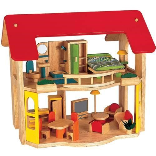 Dolls House Happy Home and Furniture (7036865861)