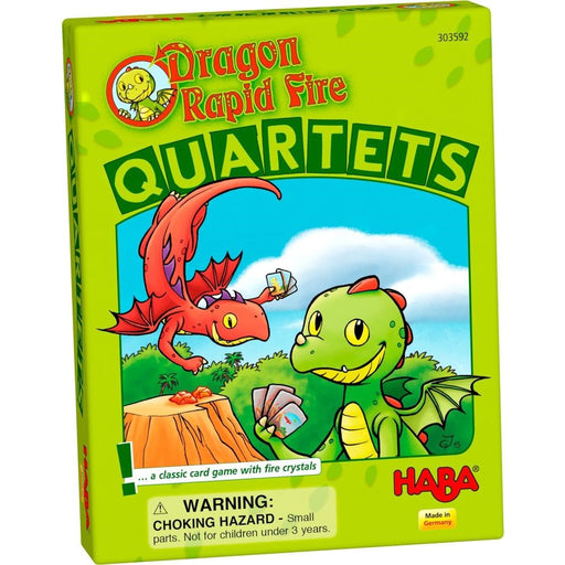 Haba 303592 Dragon Rapid Fire  Quartets (5994087153816)
