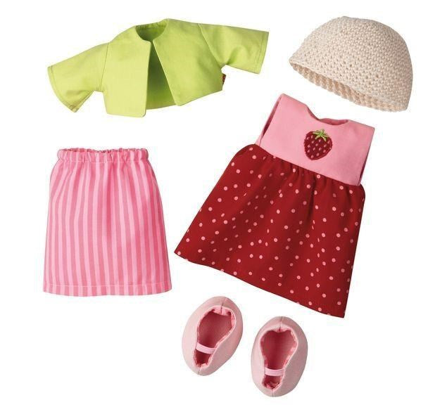 Dress Set Strawberry