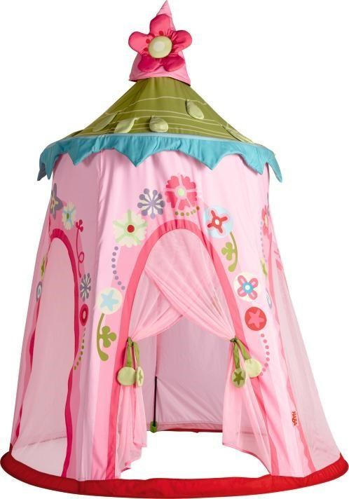 Haba 301173 Floral Wreath Play tent (7037134533)