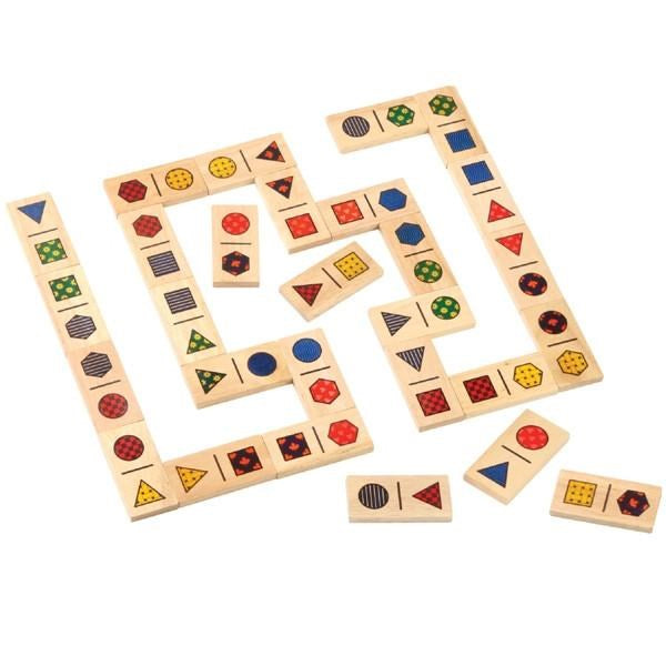 Geo Dominoes
