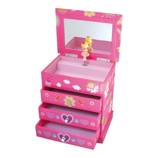 Jewellery Box Girl Angel - Figurine Princess (7037074053)
