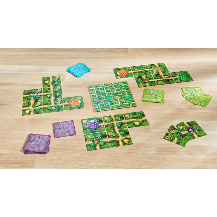 Haba 303474 Karuba The card game (1838286536794)