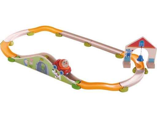 Haba 302059 Kullerbu First Ball Track - Fairway bridge rally (257531936797)