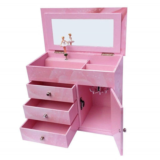 Large Music Jewellery Box with Ballerina (301709426717)