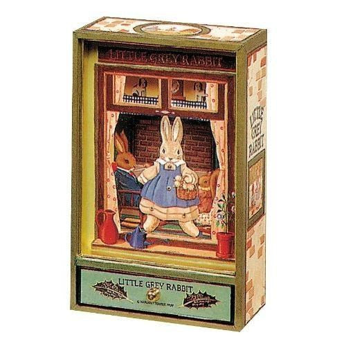 Little Grey Rabbit Musical Box (7037039429)