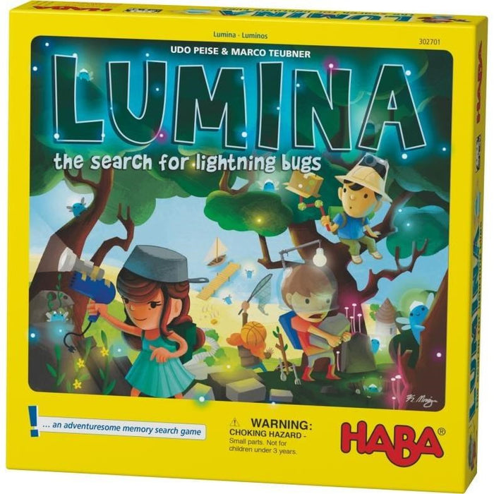 Haba 302701 Lumina - Search for Lightning Bugs