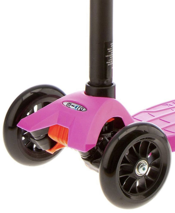 Micro 0053 Maxi Micro Scooter - Shocking Pink (7036931205)