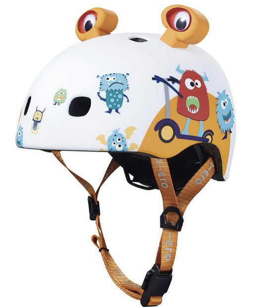 Micro AC2222 Kids 3D Helmet - Monster ( Small size) (4652412960858)