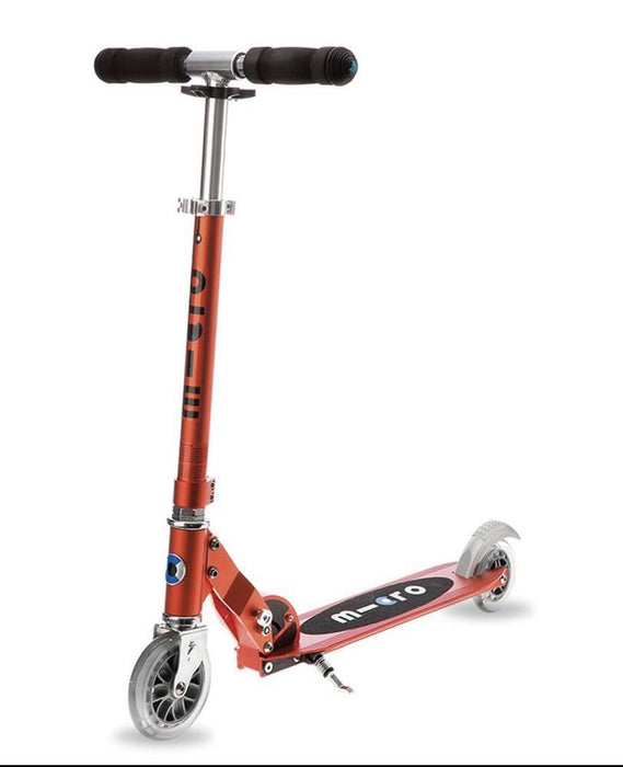 Micro SA0025  Sprite Scooter - Red (4648250245210)