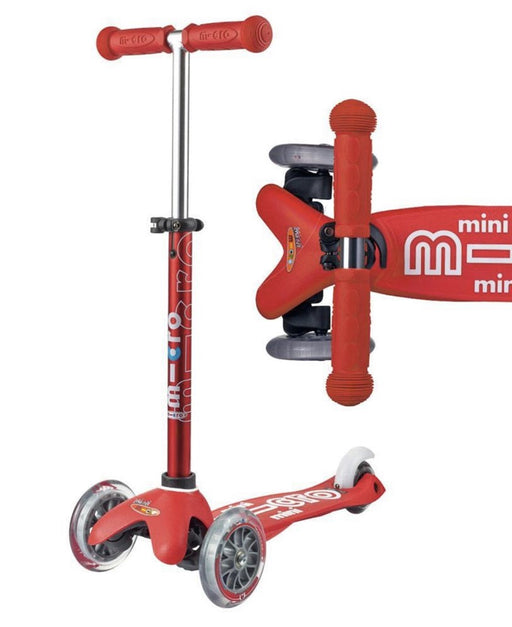 Mini Micro MMD007 Deluxe Scooter - Red (4648211120218)